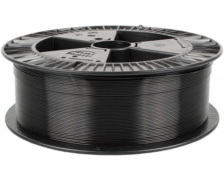 PETG - black (1,75 mm; 2 kg)