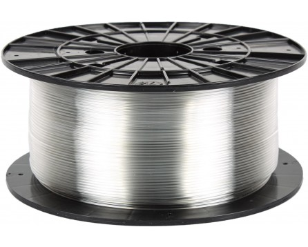 PETG - transparent (1,75 mm; 1 kg)