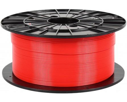 PETG - red (1,75 mm; 1 kg)