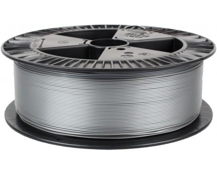 PLA - silver (1,75 mm; 2 kg)