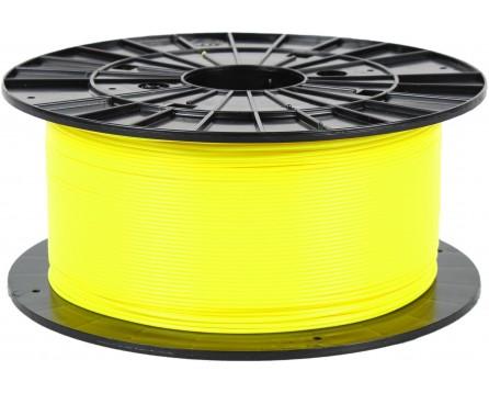 PLA - fluorescent yellow (1,75 mm; 1 kg)