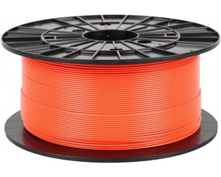 PLA - fluorescent orange (1,75 mm; 1 kg)