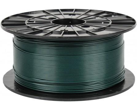 PLA - metallic green (1,75 mm; 1 kg)