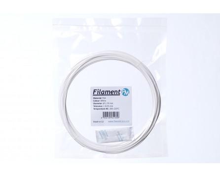Sample PLA - white (1,75 mm; 10 m)