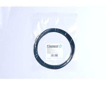 Sample PLA - metallic green (1,75 mm; 10 m)